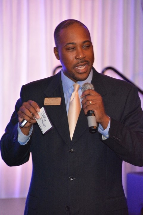 Speaker, Rodney Parks