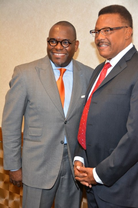 Dr. Christopher Davis & Judge Mathis