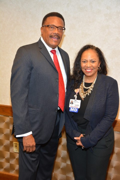 Judge w/ Ronda Henry-Tillman, M.D.,