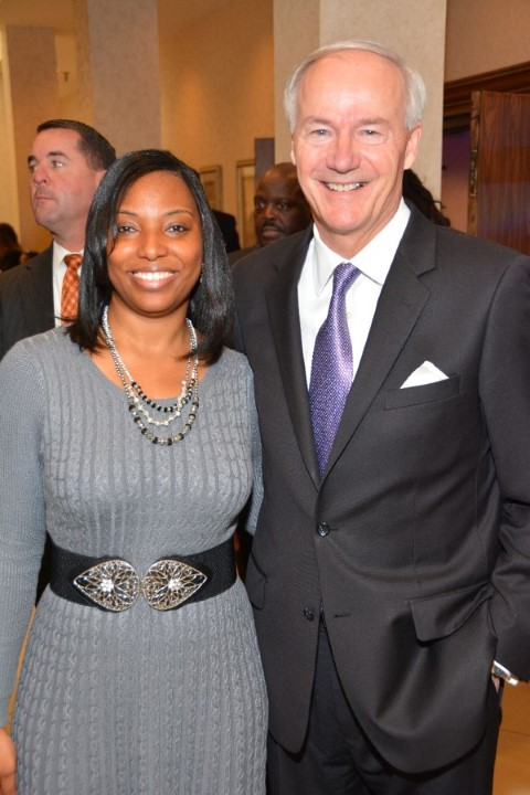 DeLisa Shaw Johnson & Governor