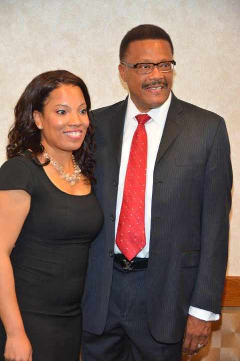 Rosalyn Daniel & Judge Mathis