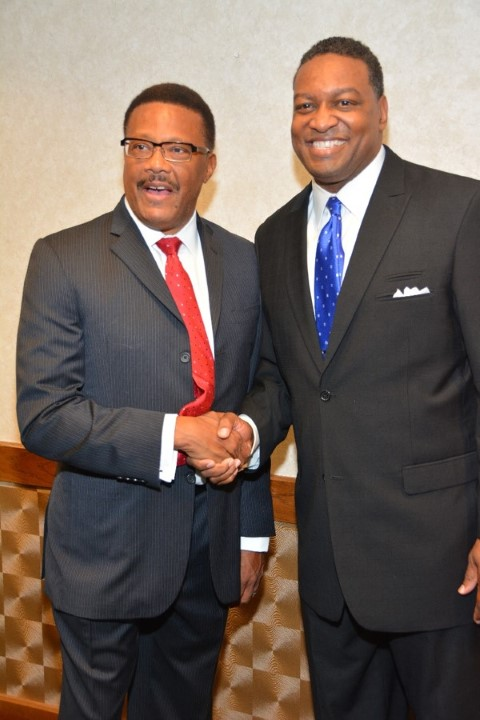 Judge Mathis & Senator Steele