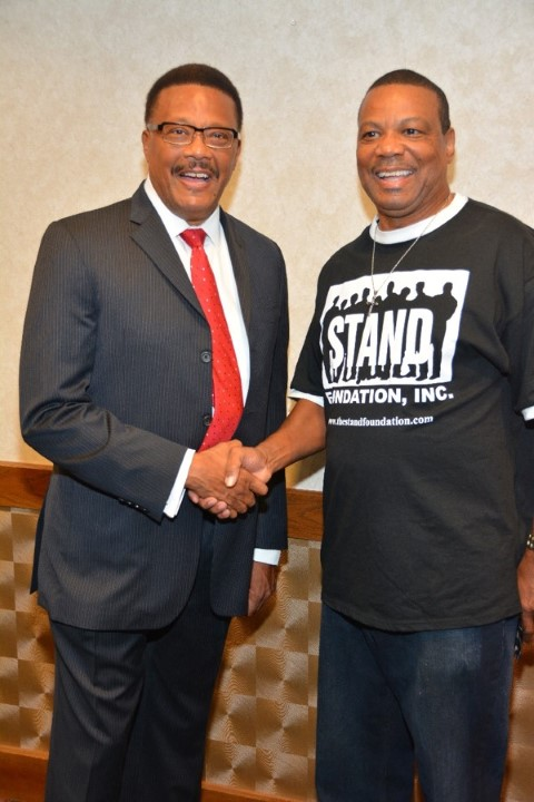 Judge Mathis & Bobby Steele