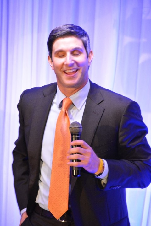 Speaker, Paul Vitale