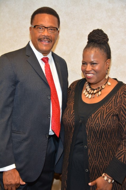 Judge Mathis & Helaine R. Williams