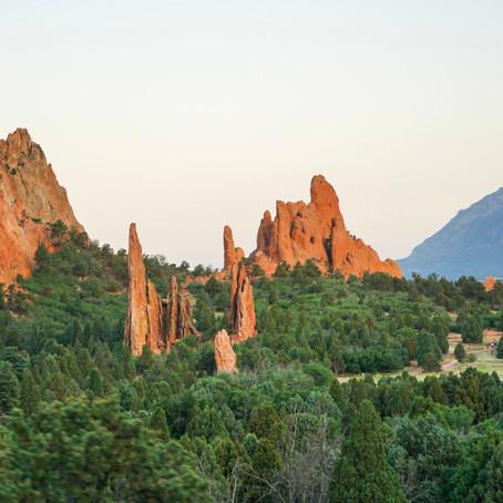 A Day in Colorado Springs, CO