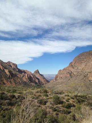 Big Bend, TX