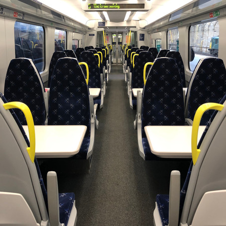 Using the BritRail Pass