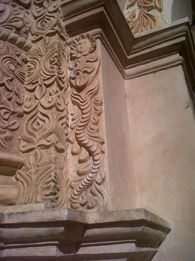 Iglecia de Santo Domingo en San Cristóbal de Las Casas
