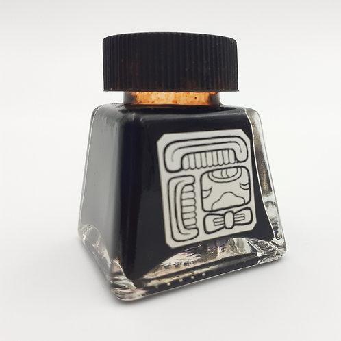 Tinta de cacao, para caligrafía manual