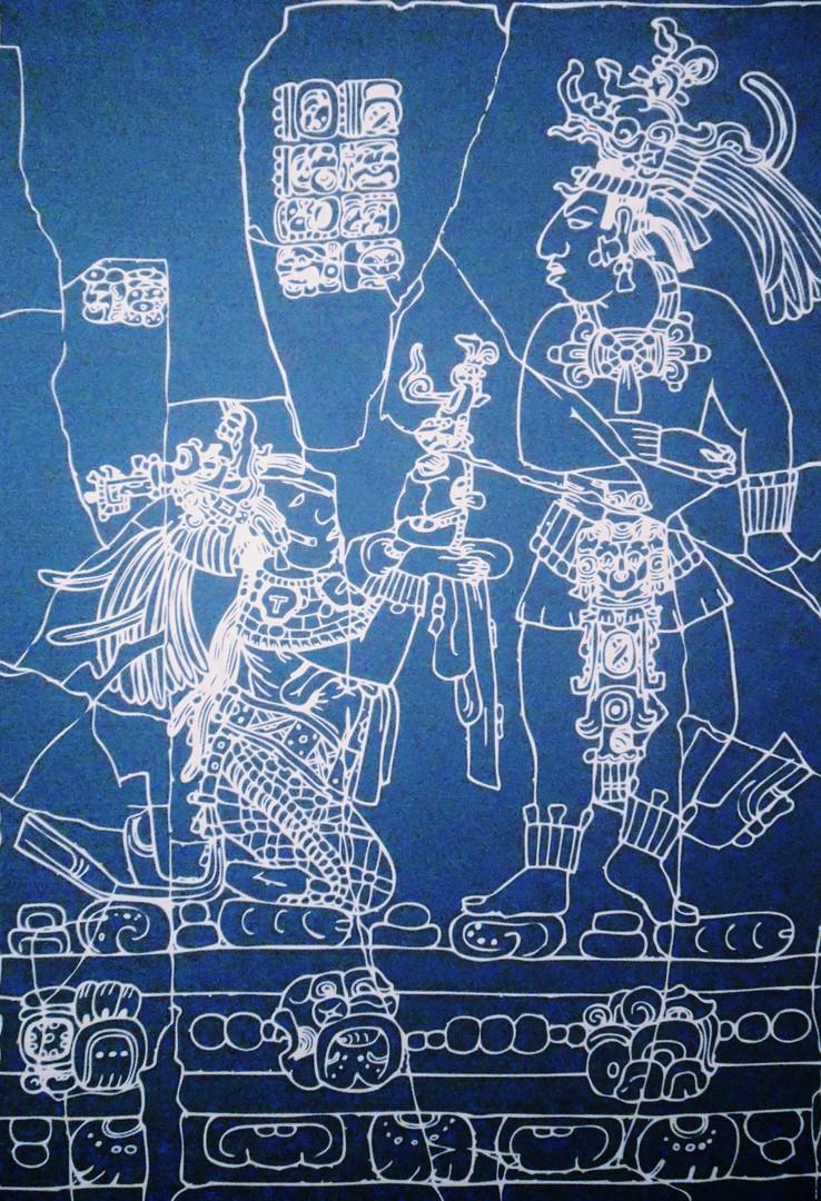 Danza ritual hace 940,000 años.