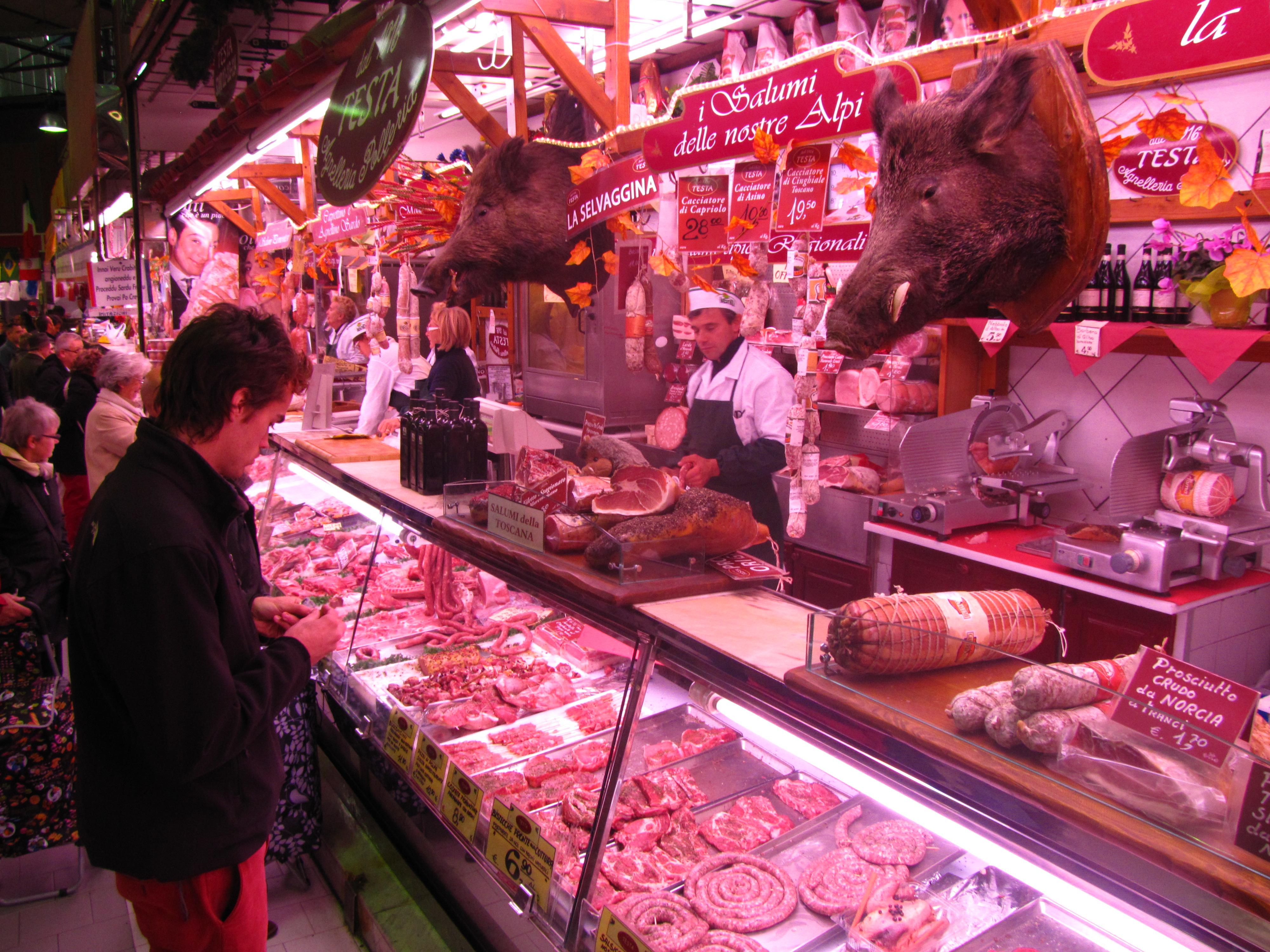 Carniceria en Torino