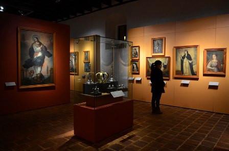 Museo de Santo Domingo en San Cristóbal de Las Casas