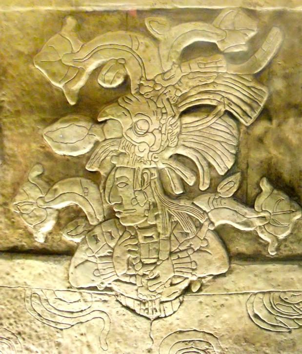 Sarcofago de Pakal, Palenque