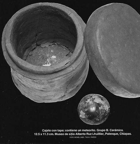 Meteorito Palenque