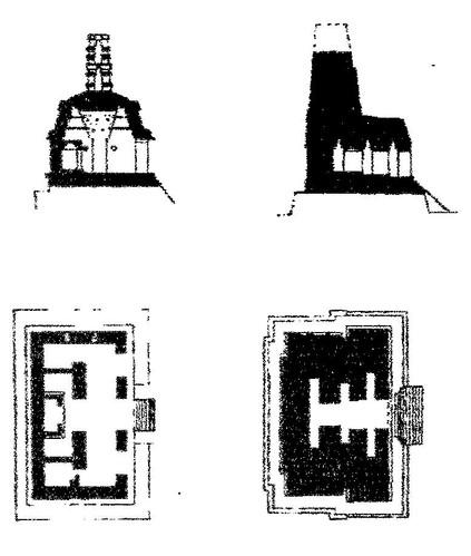 Evolución arquitectonica ampliacion interiores