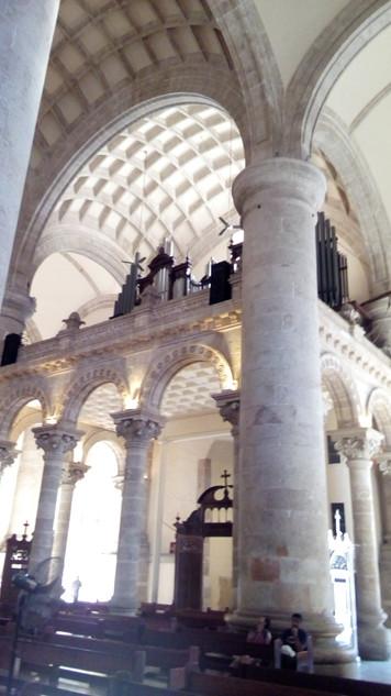 Catedral de Merida.