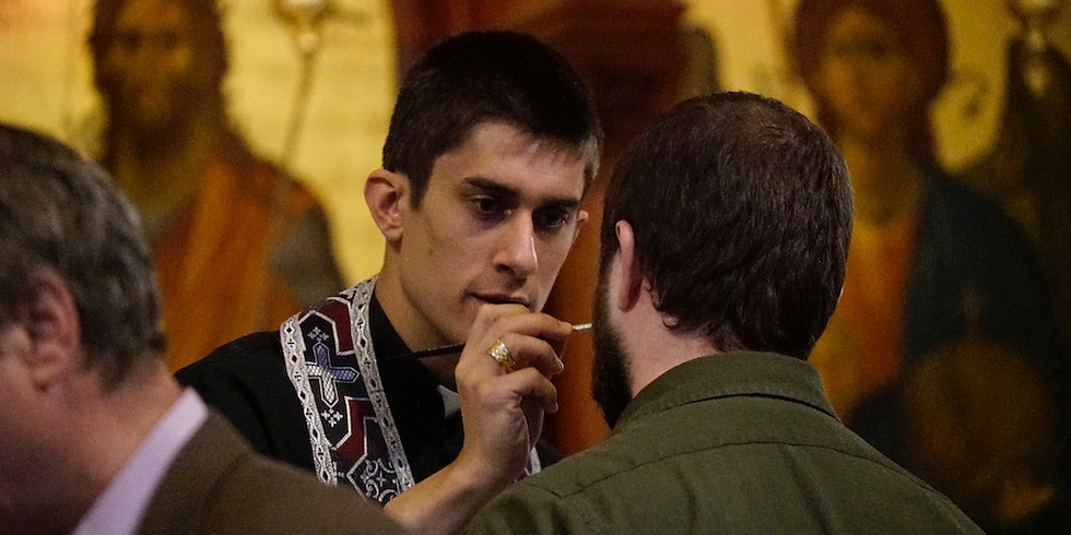 Sacrament of Holy Unction