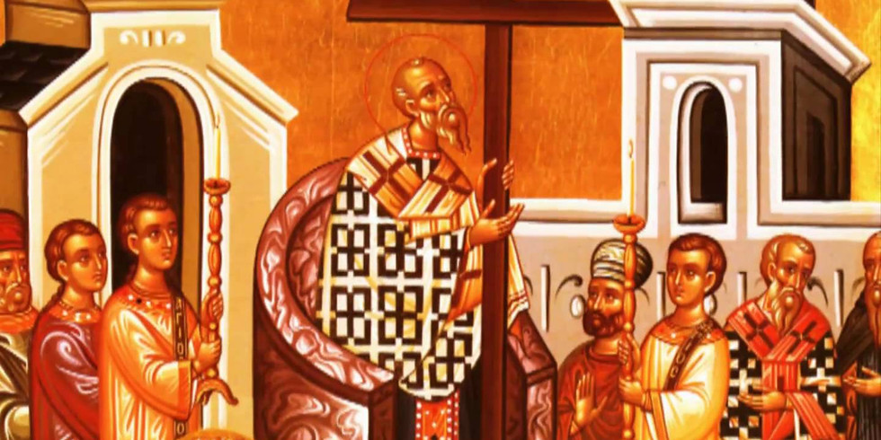 Divine Liturgy for the Elevation of the Holy Cross