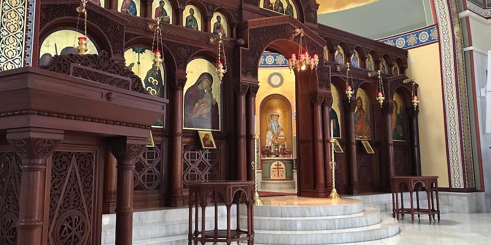 60th Anniversary Celebration of St. John the Baptist Greek Orthodox Church