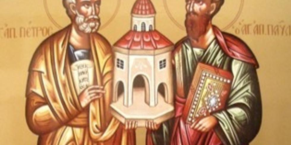 Ss. Peter and Paul Divine Liturgy