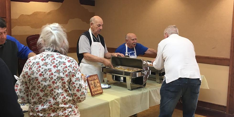 Forerunners Luncheon~ The Seniors of St. John the Baptist