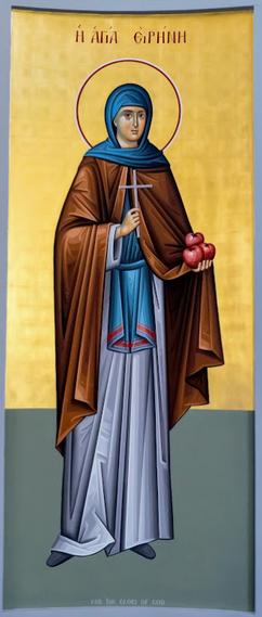Saint Irene Chrysovyolantou of Cappadocia