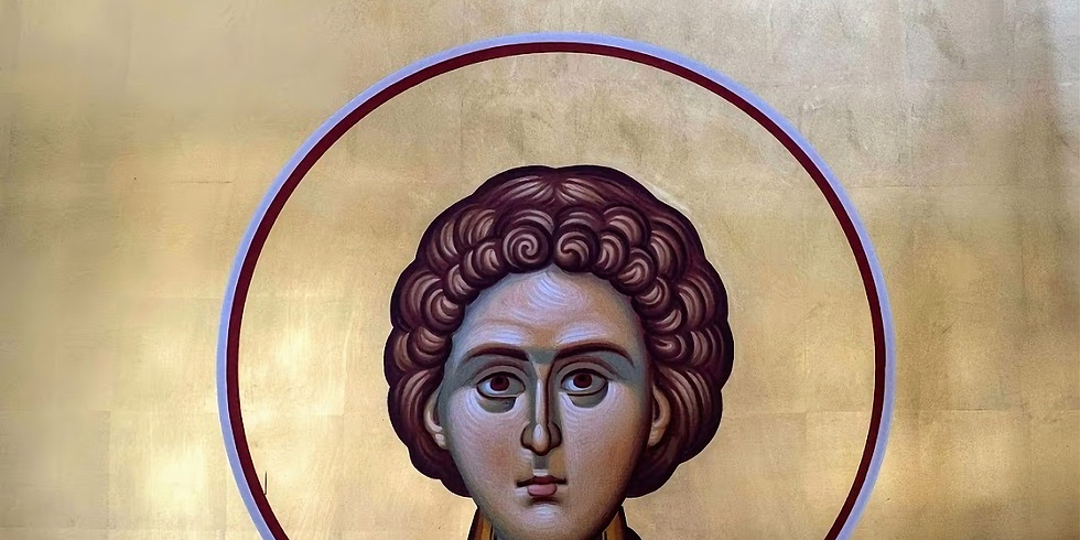 St. Panteleimon Divine Liturgy
