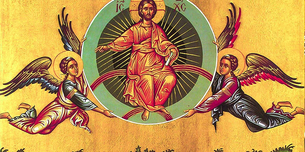 Holy Ascension of Our Lord Divine Liturgy
