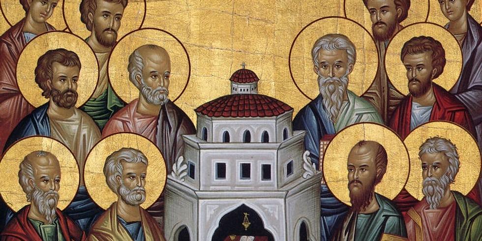 Holy Apostles Divine Liturgy
