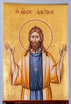 Saint Alexios, the Man of God