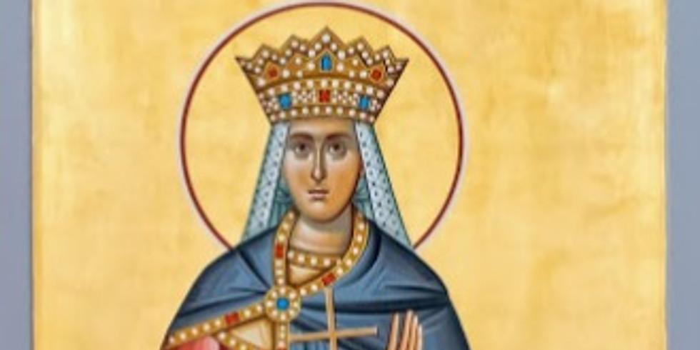 Divine Liturgy for St. Catherine