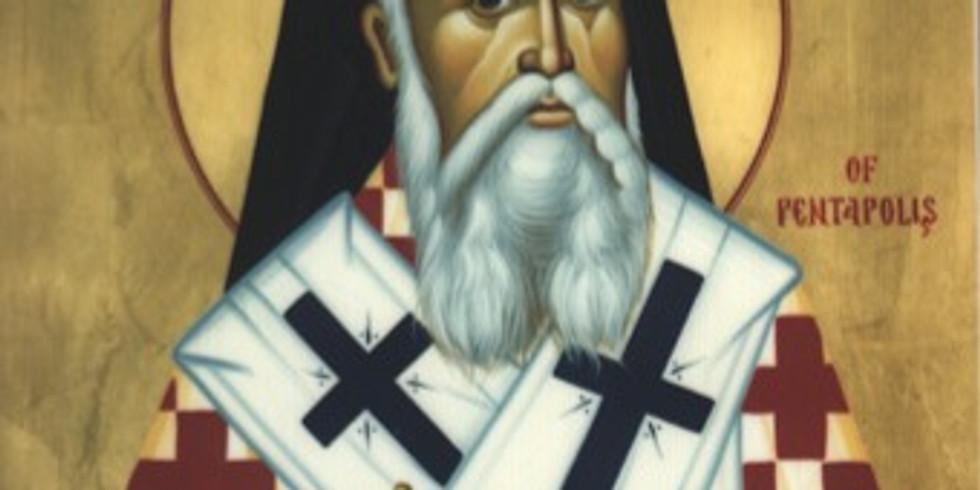 Divine Liturgy for St. Nectarios