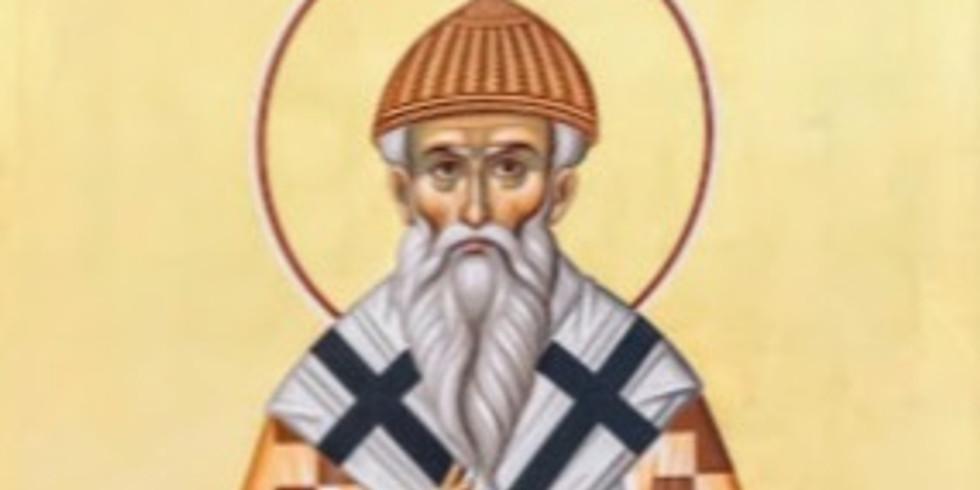Divine Liturgy for St. Spyridon
