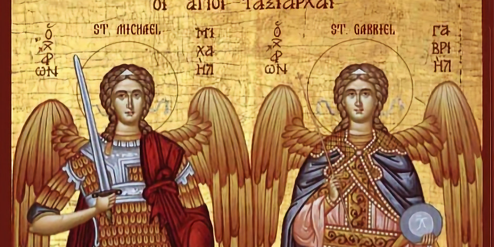 Divine Liturgy for Holy Archangels Michael and Gabriel