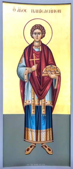 Saint Panteleimon the Healer and Great Martyr