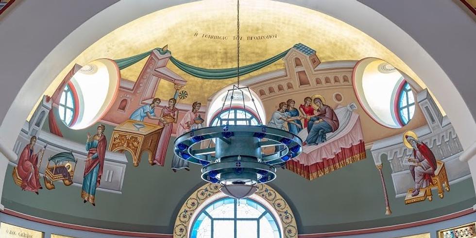 Nativity of St John the Baptist Divine Liturgy
