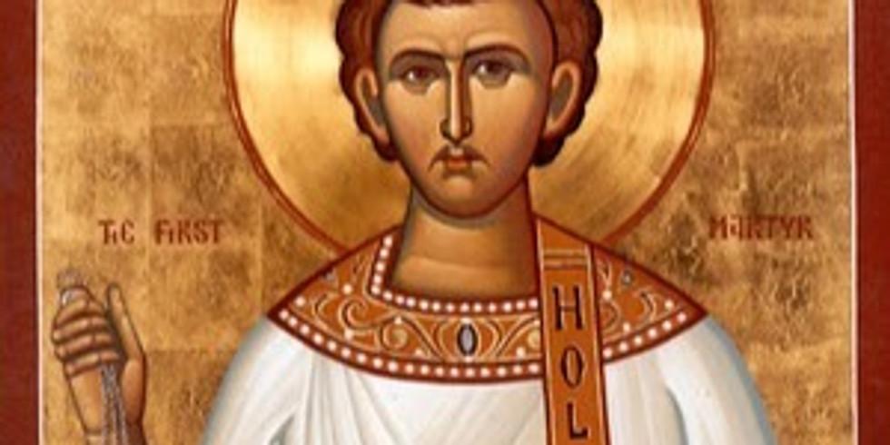 Divine Liturgy for St. Stephen