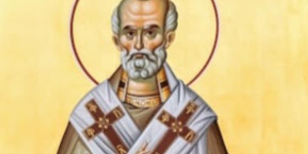 Divine Liturgy for St. Nicholas