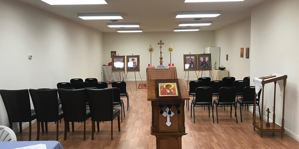 Lake Havasu Divine Liturgy