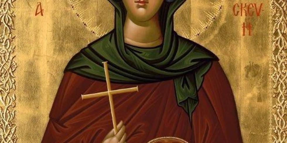 St. Paraskevi Divine Liturgy
