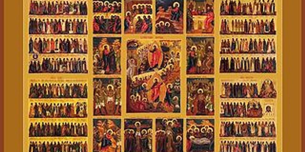 All Saints Divine Liturgy