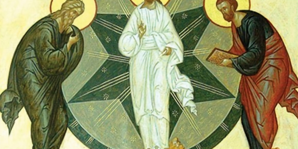 Holy Transfiguration of our Lord