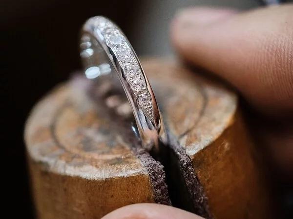 草山金工的戒指