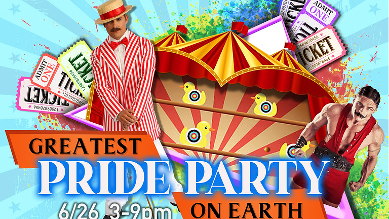 The Greatest Pride Party on Earth