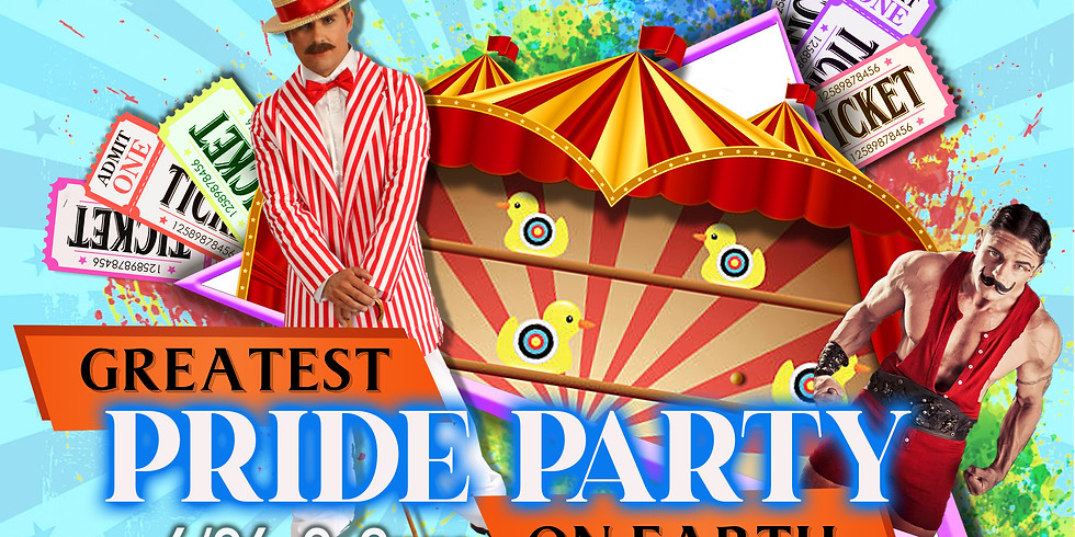 The Greatest Pride Party on Earth (1)