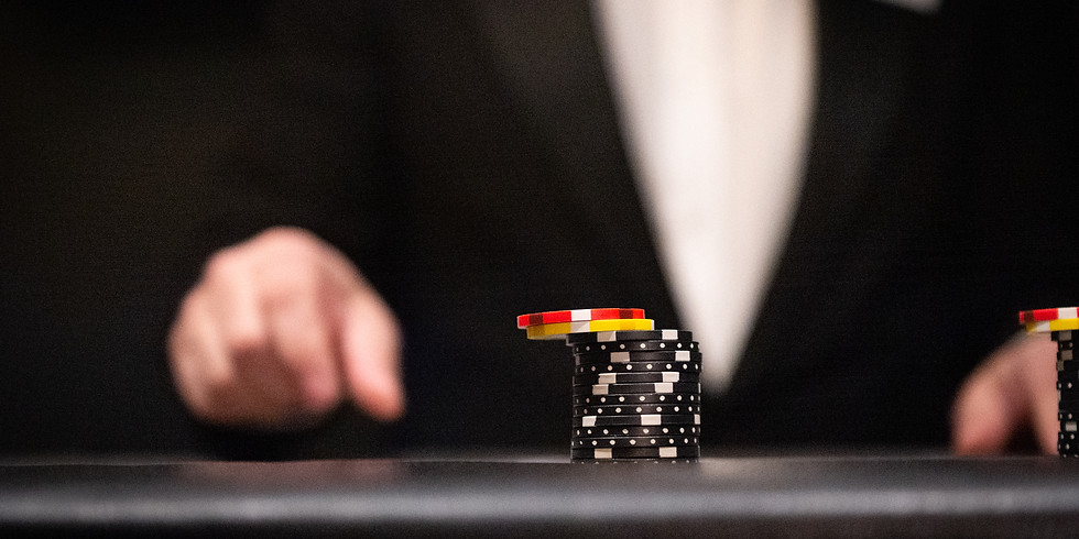 Aboveboard: Blackjack Night at The Academy