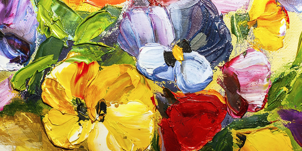 Academy Homeroom: Intro to Acrylic Painting