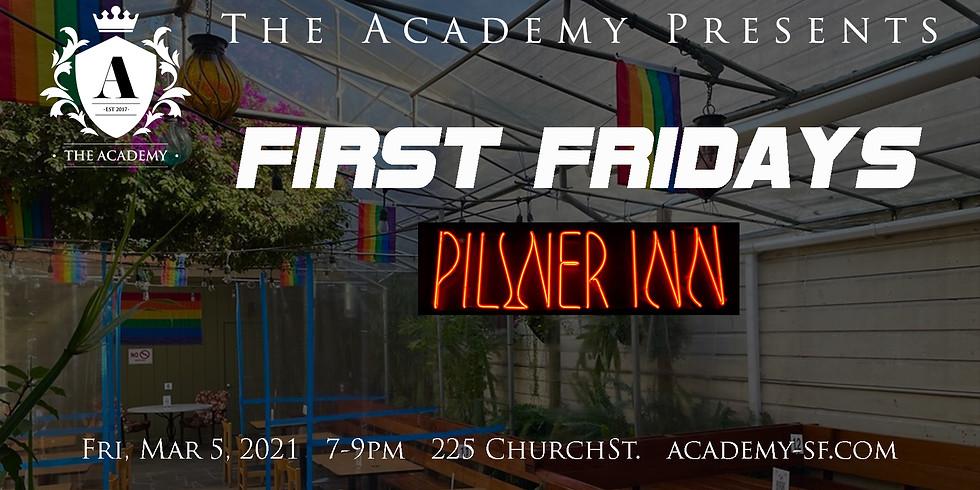 First Fridays at Pilsner Inn
