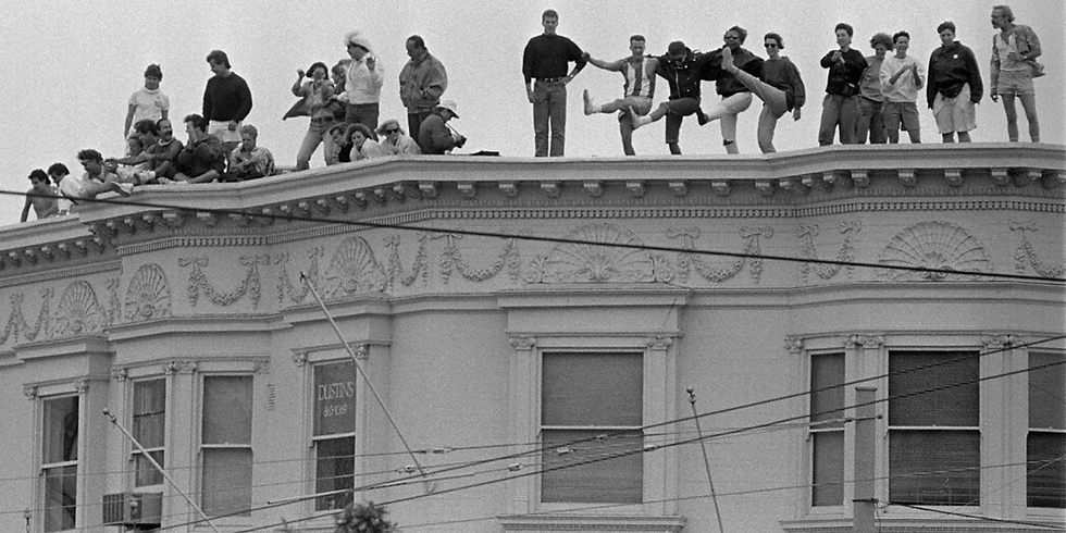 Art Reception: 'PRIDE - Hearts of the Movement: The San Francisco Gay & Lesbian Freedom Day Parade: 1984-1990'